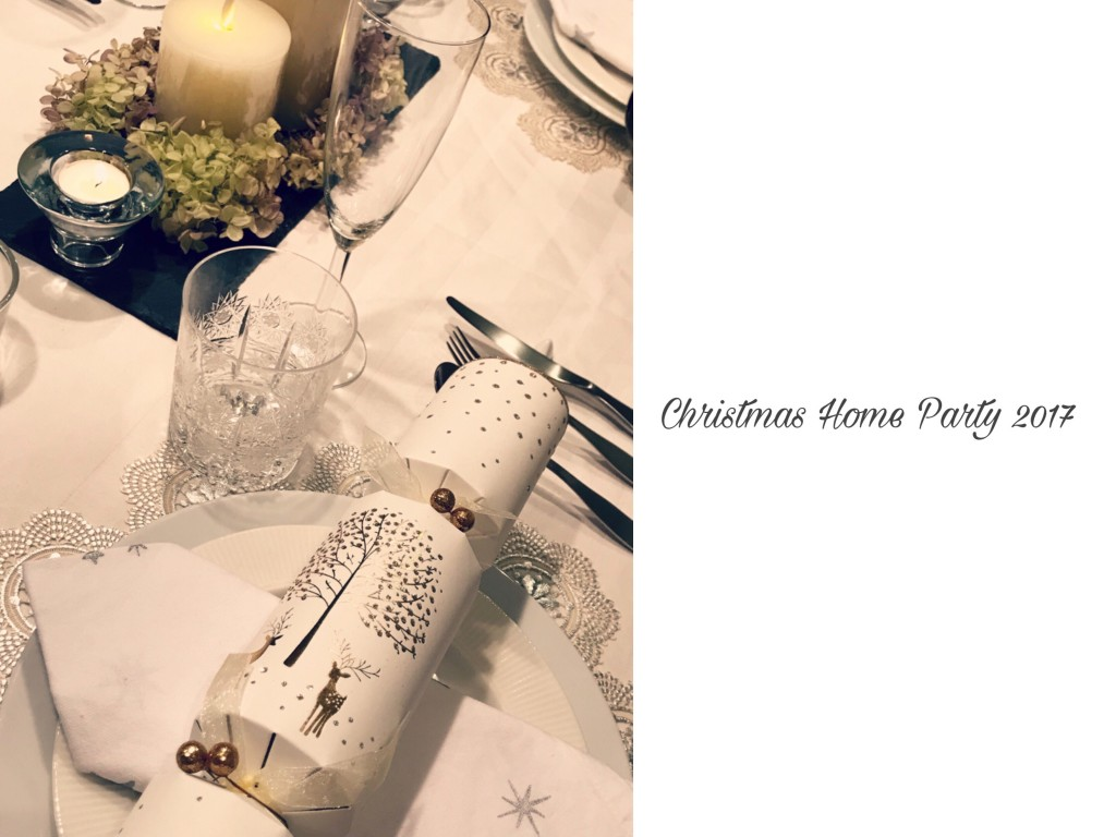 Christmas Home Party 2017
